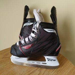 CCM Custom 01 Junior kids Hockey Ice Skates size 11J